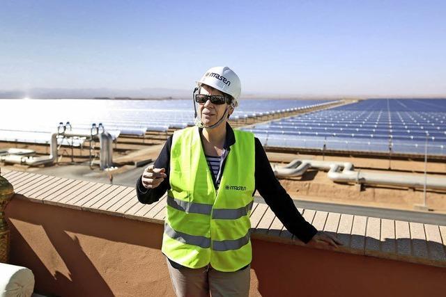 Unterwegs mit Barbara Hendricks in Marokko