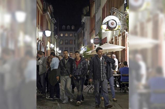 Heidelberg kämpft gegen Partylärm
