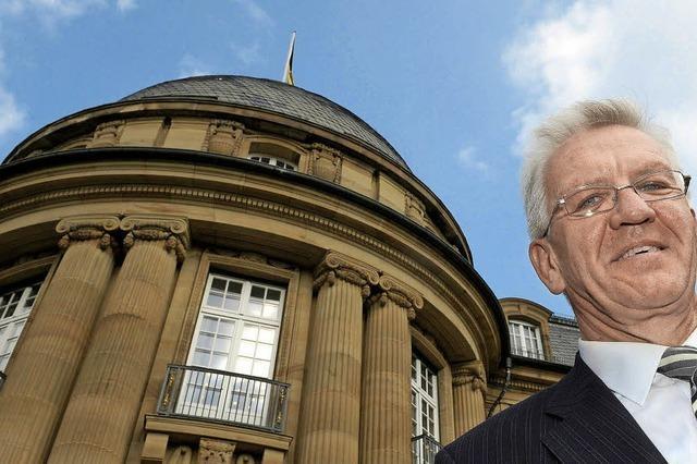 Wird CDU-Chef Strobl Ministerpräsident Kretschmann gefährlich?