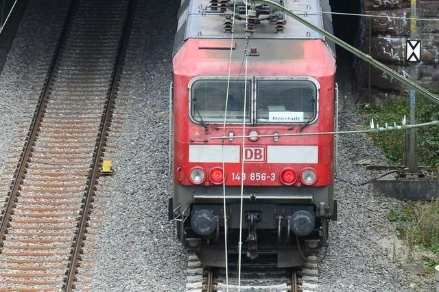 Nach Leitungsschäden: Höllentalbahn verkehrt wieder