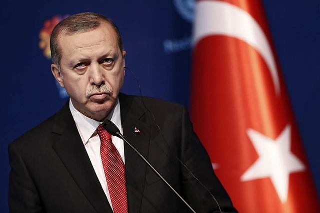 Erdogan setzt