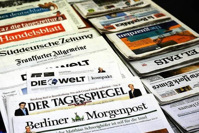 Deutscher Presserat feiert 60-Jahr-Jubiläum