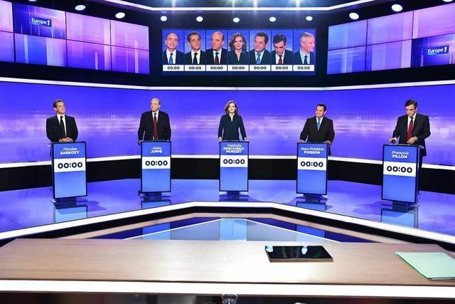 In Frankreich formieren sich die Le-Pen-Verhinderer