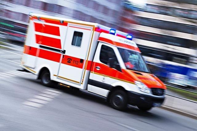 Arbeiter von Bagger in Offenburg tödlich verletzt