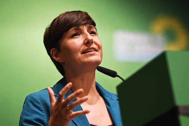 Landesgrüne küren Sandra Detzer zur neuen Parteichefin