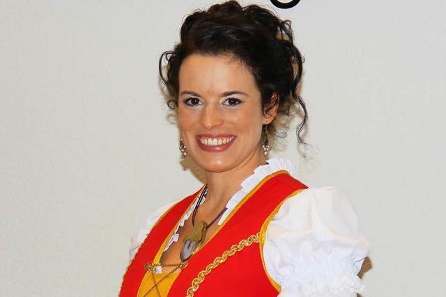 Felicitas Fehrenbach ist neue Katharina