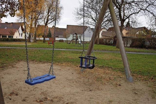 Gemeinderat will neues Konzept fpr den Spielplatz am Mühlenweg