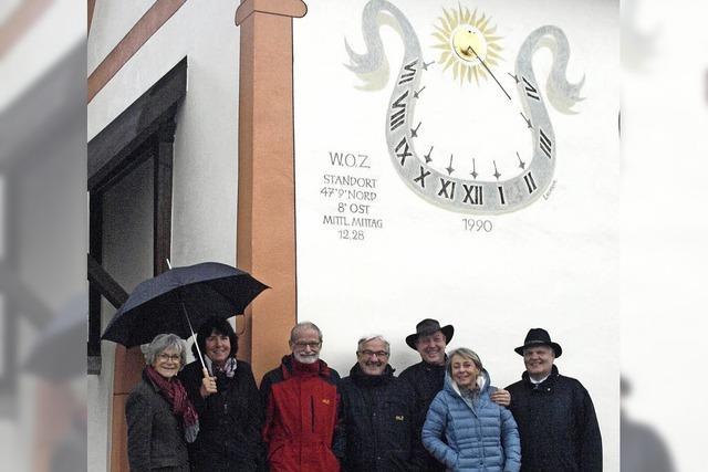 Andreaskapelle in neuem Glanz