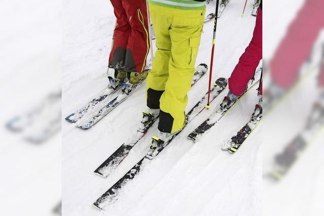 Schwanaus Skiläufer waren auch im Sommer aktiv