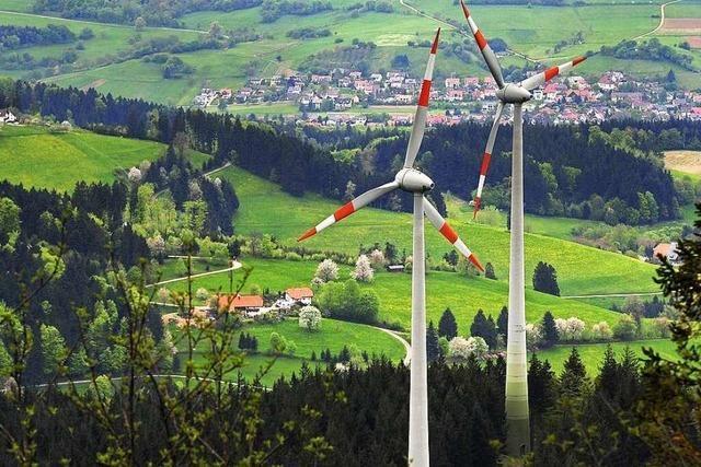 Bürgerinitiative wehrt sich gegen Windrad auf dem Freiburger Kybfelsen