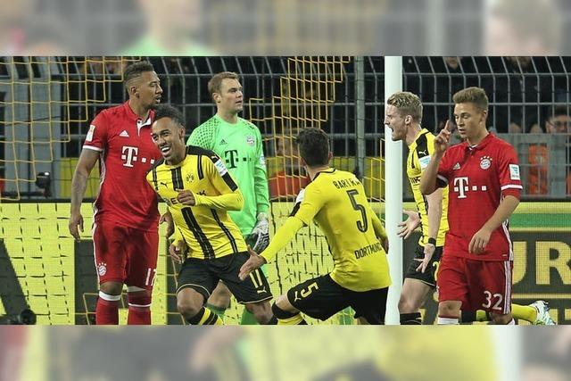BVB besiegt Bayern: Erkenntnisse nach dem Spitzenspiel
