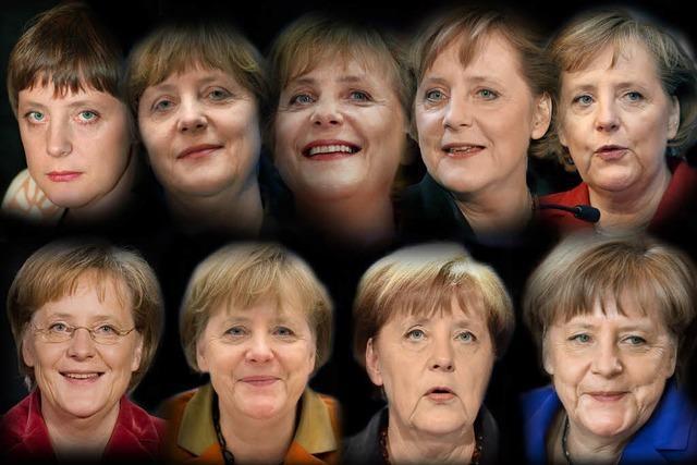 Merkel kündigt erneute Kandidatur für beide Ämter an