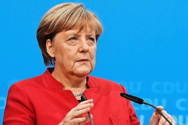 Warum Angela Merkel noch einmal antritt