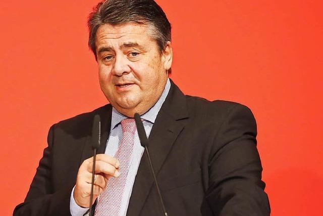 Sigmar Gabriel will Mindestrente für Geringverdiener