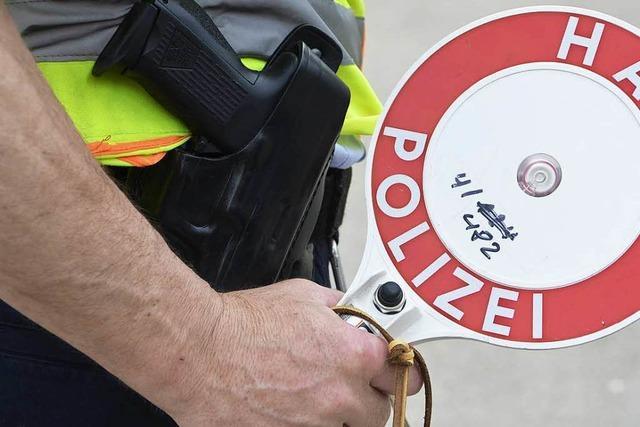 Pärchen in Lörrach festgenommen – Verdacht auf gewerbsmäßigen Diebstahl