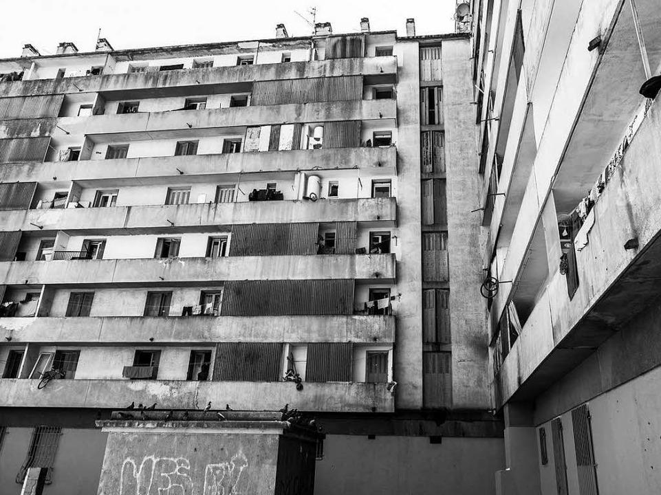 Festnahmen auch in Marseille  | Foto: Carlotta Huber