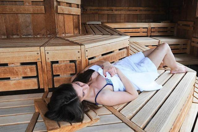 Schützen regelmäßige Saunagänge vor Infekten?