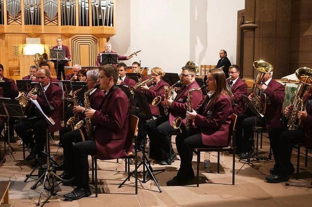 Benefiz-Kirchenkonzert begeistert die Besucher