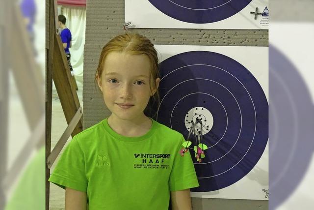 Dreimal Gold für Bogensportclub