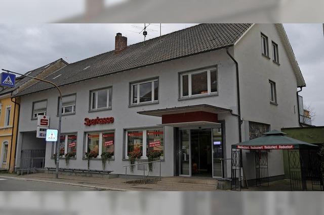 Das Stadtbauamt zieht in die ehemalige Sparkasse um