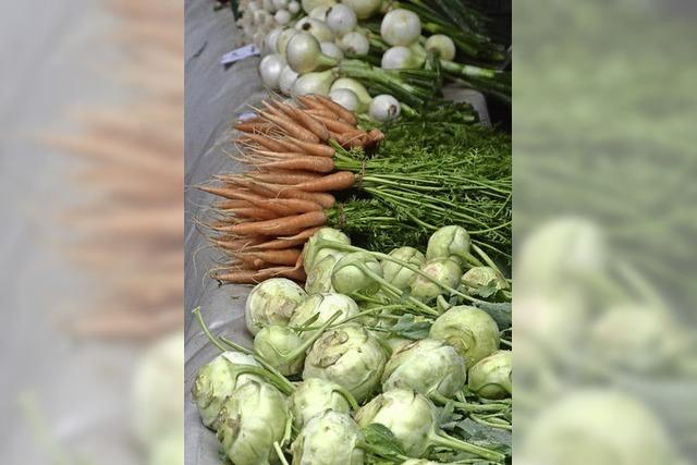 Ernährung hinterlässt einen ökologischen Fußabdruck