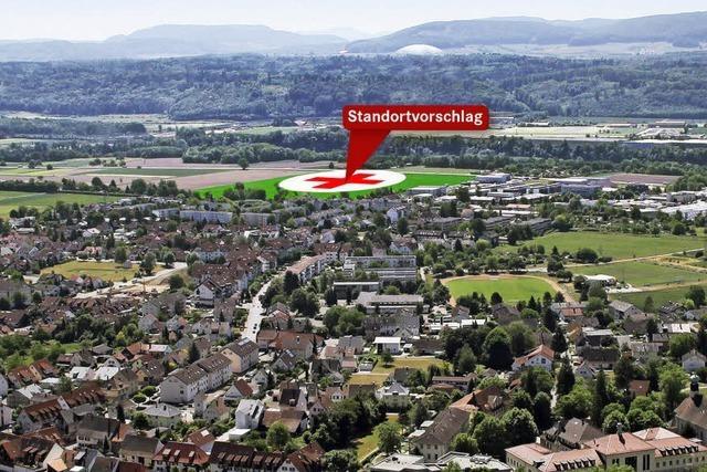 Bewerbung mit 10 Hektar in Herten