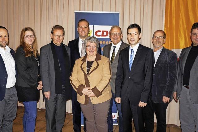 CDU-Kreisverband formiert sich neu