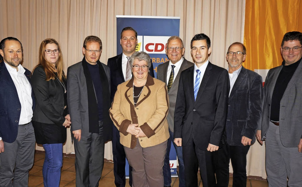 Der neu gewählte Vorstand (v.l.): Tors...nger, Ulrich Jahn und Norbert Lüttin    | Foto: Ursula Freudig