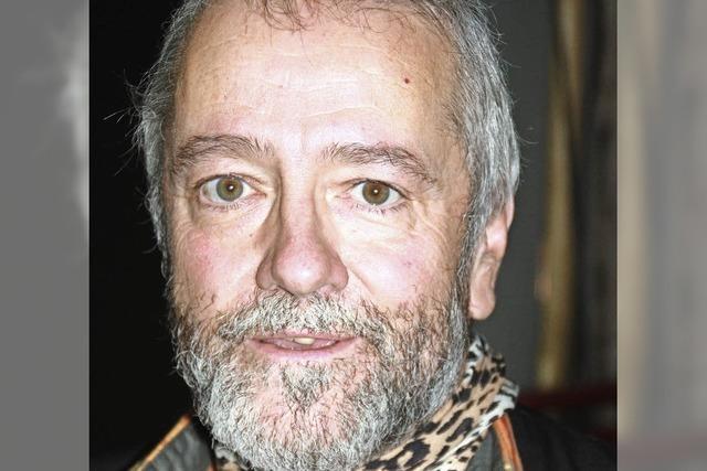 Gerhard Reichert gibt Rücktritt bekannt