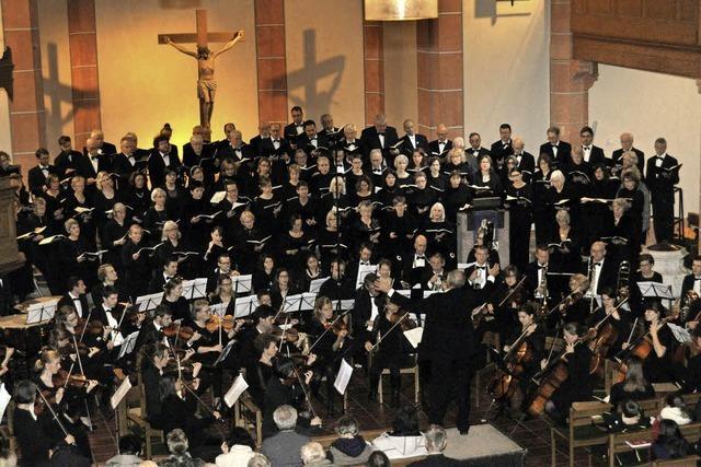 Klingende Theologie und große Musik
