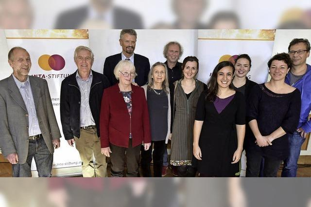 Helga-und-Werner-Sprenger-Friedenspreis würdigt Engagement für Verständigung und Gemeinschaft
