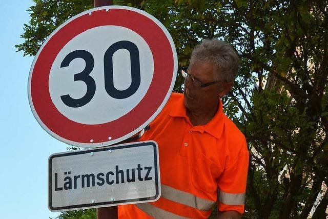 Knappe Mehrheit für Tempo 30 in der Wilhelmstraße