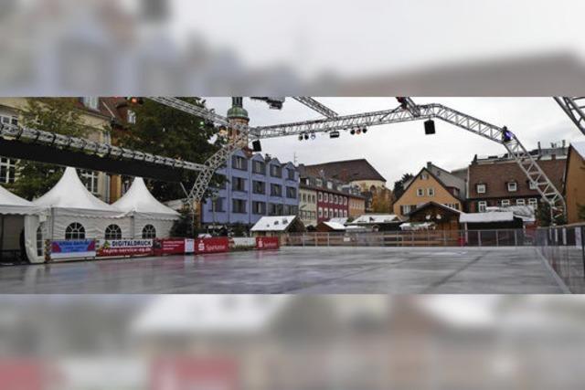 Es ist wieder Eiszeit in Offenburg