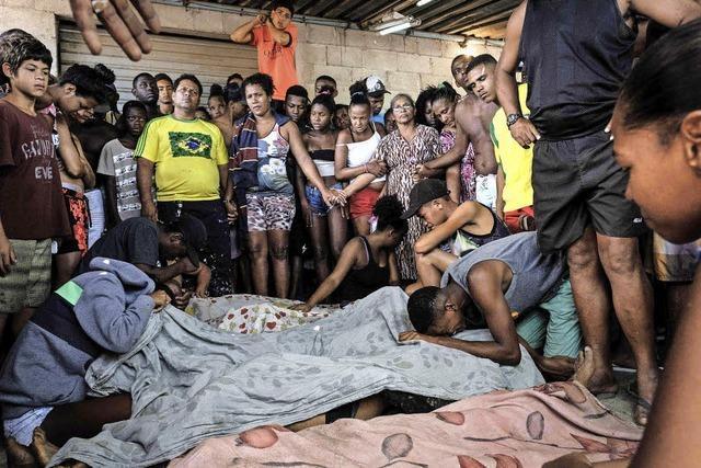 Rio de Janeiro steckt in tiefer Krise