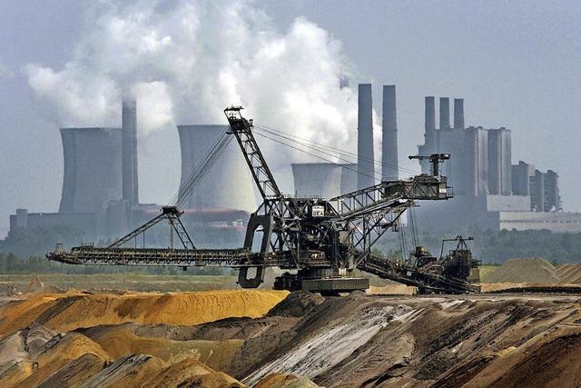 Klimaforscher: Schnell raus aus der Kohle!