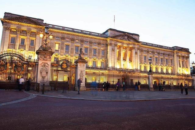 Streit um Buckingham Palace: Wer zahlt die Sanierung?