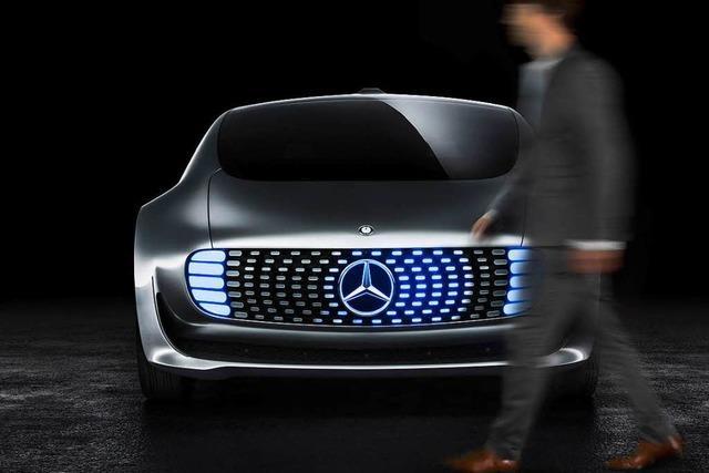Chinesen empört über Top-Manager von Daimler