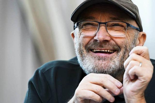 Phil Collins' Autobiografie: Immer in der Pflicht