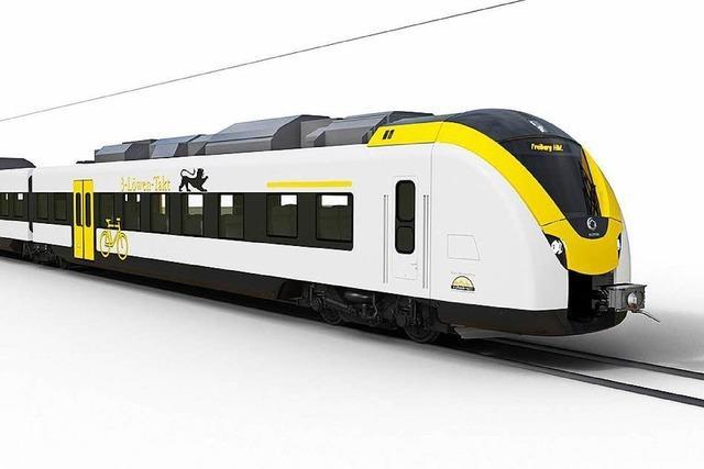 Einstöckige Züge auf der Höllentalbahn - reicht der Platz in den neuen Wagons?