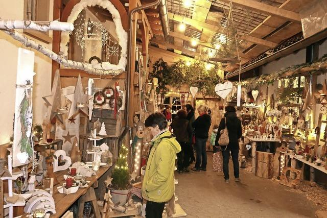 Weihnachtliches in Siensbach