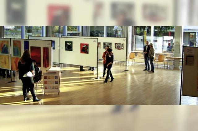 Stadtteil-Ausstellung