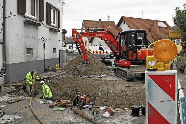 Kritik an Vollsperrung der Hauptstraße