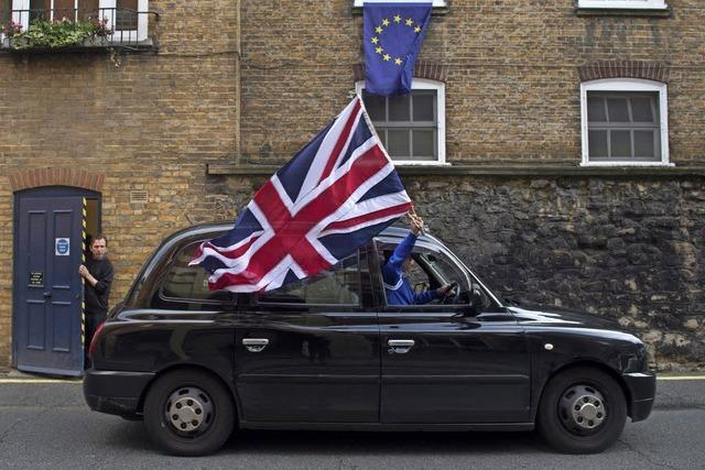 Interesse am Thema Brexit ist groß
