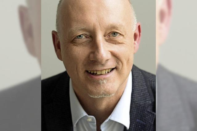 Thomas Presper ist der neue Chef des Freiburger Planetariums