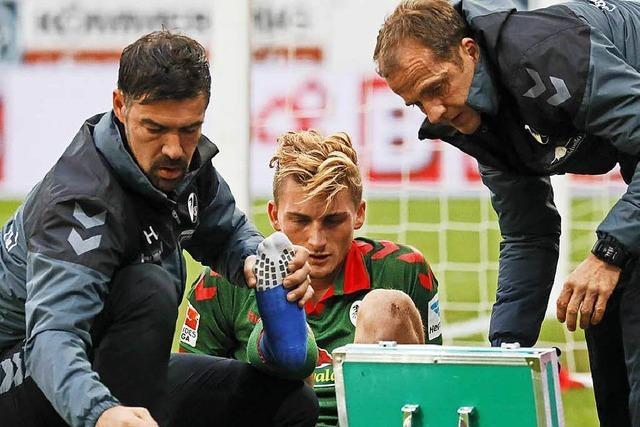 Maximilian Philipp fällt mindestens vier Wochen aus