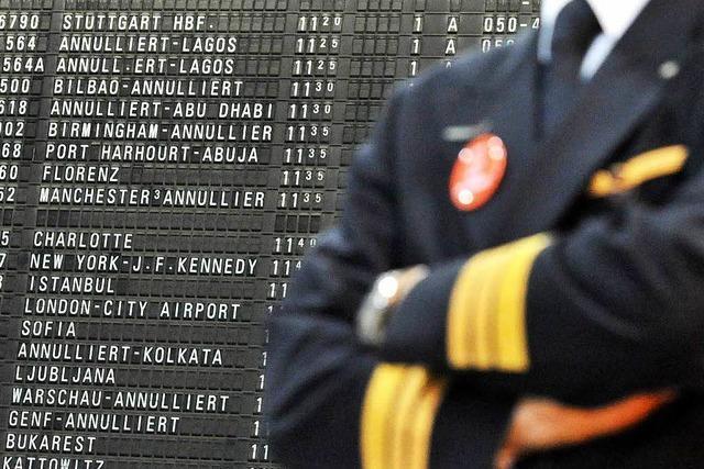Lufthansa-Piloten streiken – 100.000 Passagiere betroffen