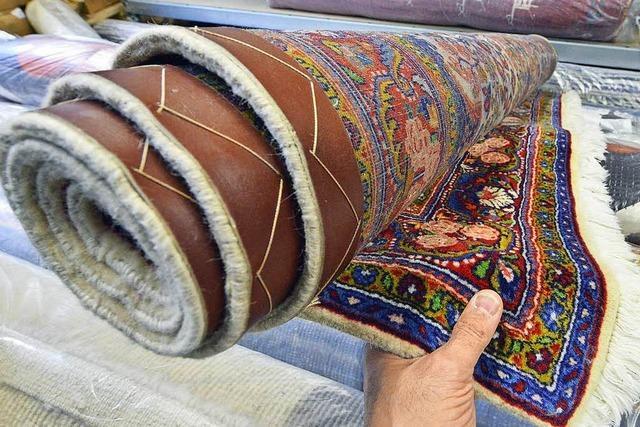 Dubiose Teppichwäscher aus Freiburg machen den Abflug