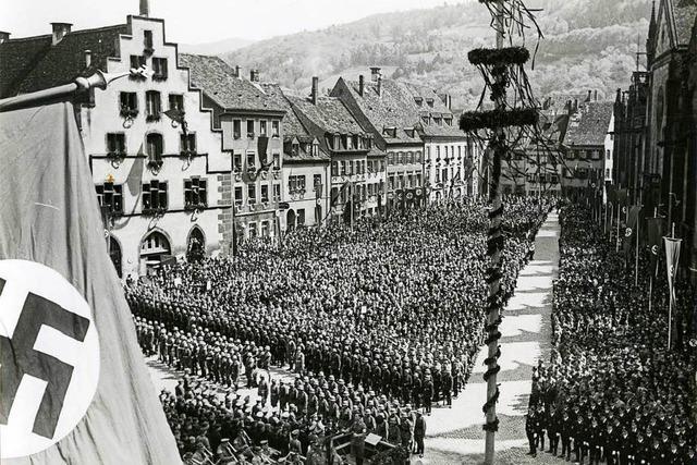 Diese Exponate erzählen die Geschichte von Freiburg im Nationalsozialismus