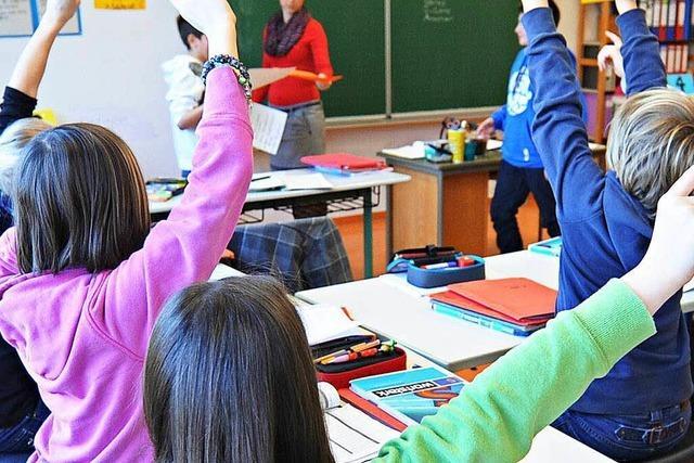 Realschule: Bald wird auf zwei Niveaus unterrichtet