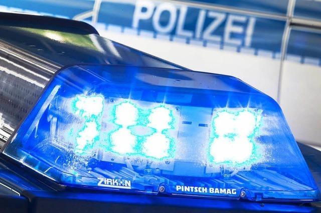 Polizei sucht Zeugen einer Unfallflucht